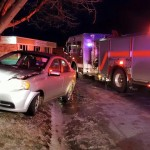 Icy Conditions Keeping First Responders Busy