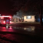 No Injuries in Central Salina House Fire