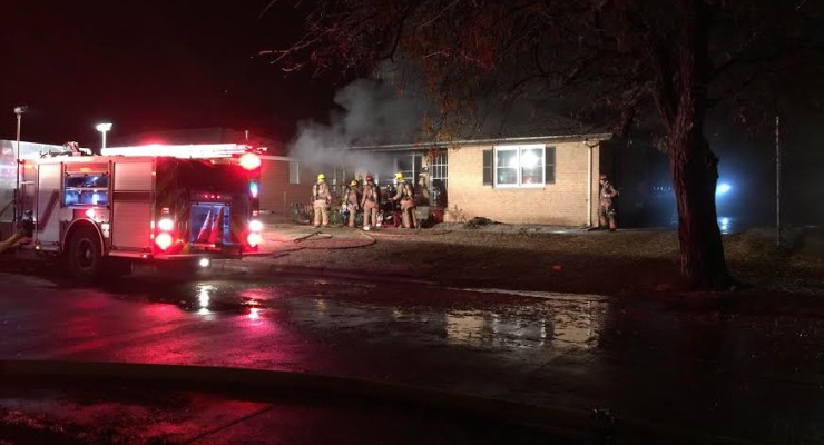 UPDATE: Overloaded Electrical System Blamed for Sunday House Fire