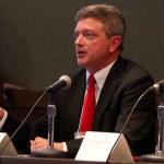 Kansas Senate VP won't seek re-election, cites political climate