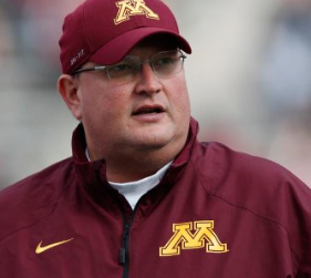 Clay Center Native Named Head Football Coach at Minnesota