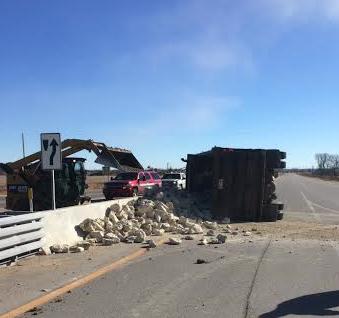 Dump Truck Accident Kansas City