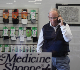 Rep. Don Hill, of Emporia, is a pharmacist. He calls the decision to remove three moderate Republicans from the Health and Human Services Committee 'shortsighted and ill-advised.'