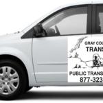 New minivan service debuts in western Kansas
