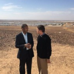 Lt. Gov. Colyer in Syria with presidential candidate Carson