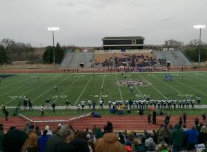 State High School Football Championship scores