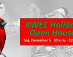 Holiday Open House at Kansas Wetlands Education Center