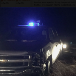 Sheriff:  Suspect in custody after western Kansas pursuit