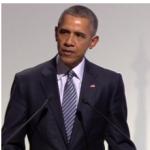 President Obama: climate talks defy terrorists