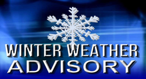 NWS: Winter Weather ADVISORY