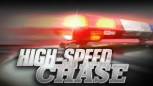 UPDATE: High Speed Chase Ends in Ellsworth County