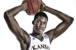 KU's Diallo Cleared to Play on December 1