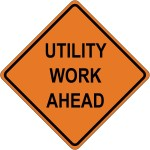 Utility Work Will Reduce Section of Crawford to One Lane