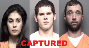 Three Arrests Made From Most Wanted List