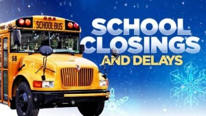 Weather related closings and delays Feb. 20, 2018