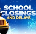 Closings and Delays Friday Feb 23rd