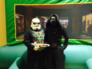 The Force Awakens at the Salina AMC 10 Cinema