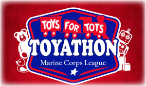 99KG Toys For Tots Toy-A-Thon Kicks Off Saturday