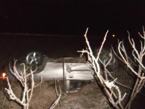 Assaria Man Hurt in Crash Late Monday Night