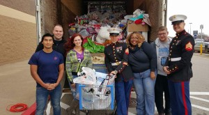 99KG Toys For Tots Toy-A-Thon Toy Count Hits 5,000!!!