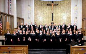 Salina Chorale  Carols of Christmas 2017 on  December 3rd