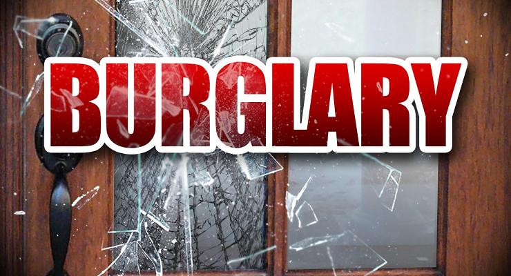 Jewelry Taken in Home Burglary