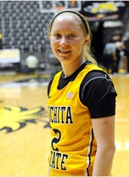 Hannah Mortimer (Photo: Wichita State Athletics)