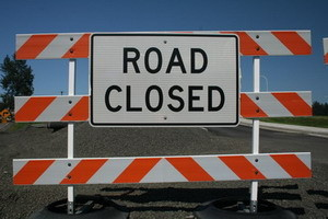 Section of Saline County Road to Close Monday