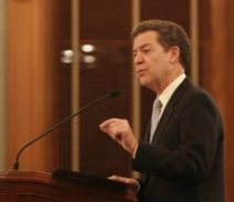 Brownback to outline agenda in State of State address 5:30p.m.