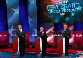 Poll:  Who won Sunday's Democrat Presidential Debate?