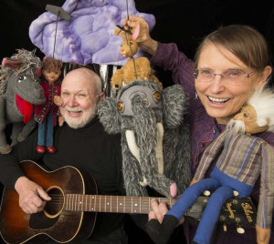Eulenspiegel Puppet Company in Residency February 8–10