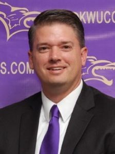 Chris Fear (Photo: Kansas Wesleyan University Athletics)