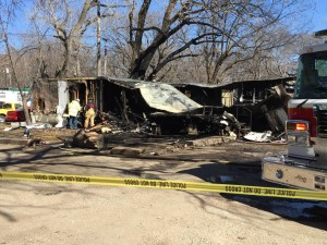 UPDATE: Fatal Mobile Home Fire Remains Under Investigation