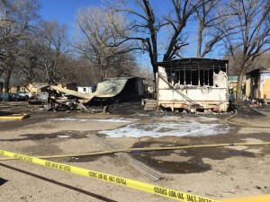Salina FD Issues Statement on Deadly Mobile Home Fire