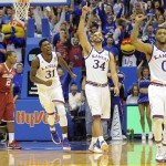 Kansas-Oklahoma, Part 2: Big 12 Leaders Set to Battle in Norman