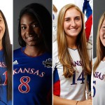 Four Jayhawks Participating in USA Volleyball Tryouts