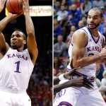 KU's Ellis and Selden Named to the Naismith Trophy Midseason 35