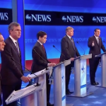 Poll:  Who do you think won's Saturday's GOP debate?