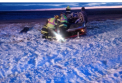 Sheriff: Sunday I-70 rollover accident blamed on blowing snow