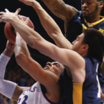 No. 6 Kansas moves into Big 12 lead after win over West Virginia
