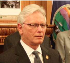 Rep. Dennis Hedke, chairman of the House Energy and Environment Committee, says halting work on a state Clean Power Plan could save $1 million in each of the next two years. CREDIT ANDY MARSO / HEARTLAND HEALTH MONITOR