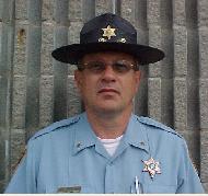 TRACY L. PLOUTZ SHERIFF- photo Ellsworth County