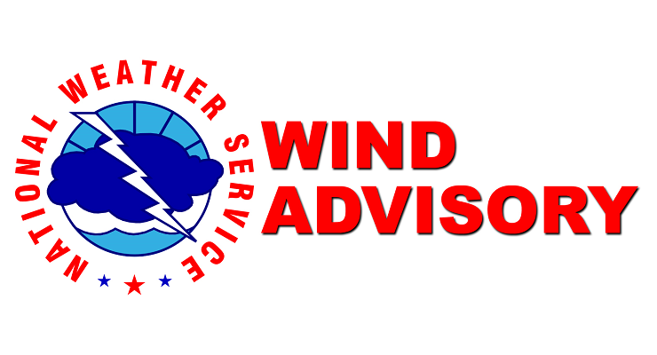 Wind Advisories Issued for Sunday and Monday