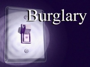 Jewelry Taken in Residential Burglary