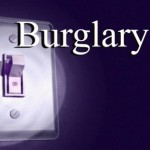 Police Investigating Apartment Burglary