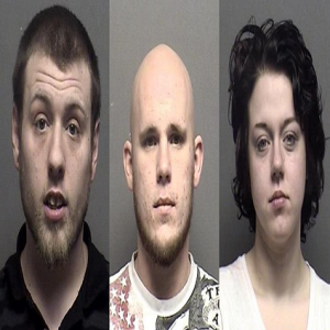 Three More Arrests Made from March Most Wanted List