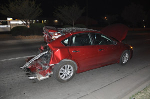 Five Hospitalized in South Salina Accident