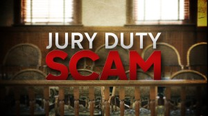 Police and Sheriff Both Investigating Jury Duty Scam