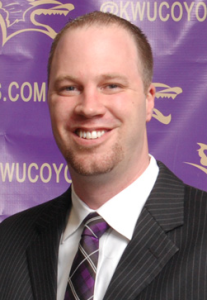 Anthony Monson (Photo: Kansas Wesleyan University)