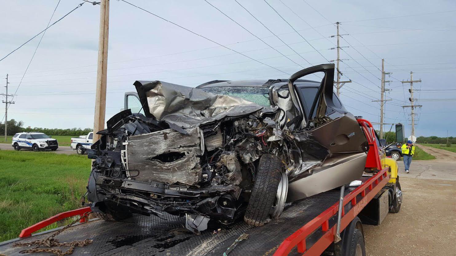 Car Accident Hays Ks